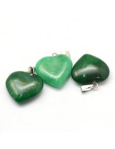 Coeur  Jade de Chine (1,8cm)