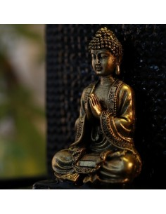 Bouddha Or Méditation