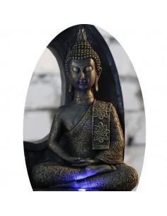 Bouddha thai méditation