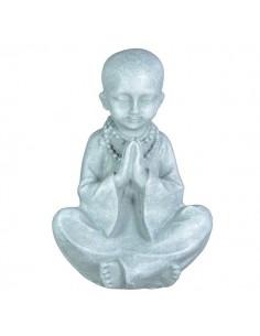 Bonze méditation