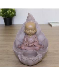Baby Bouddha Bougeoir