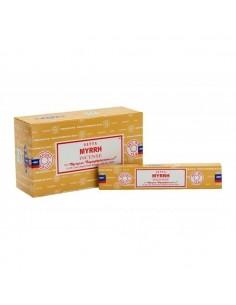 battons encens myrrh