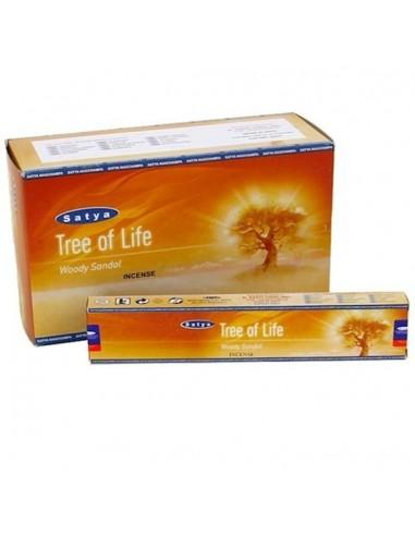 battons encens arbre de vie ( tree of life)