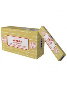 Battons encens vanille