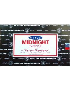 Battons encens minuit (midnight)