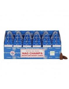 Cônes d'encens à refoulement Nag Champa