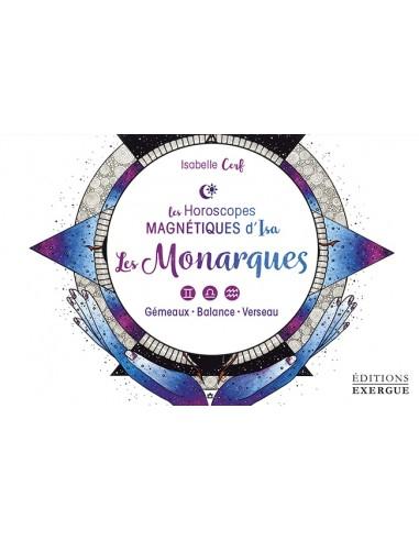 Les Horoscopes Magnétiques d'Isa, Les monarques ( Coffret)