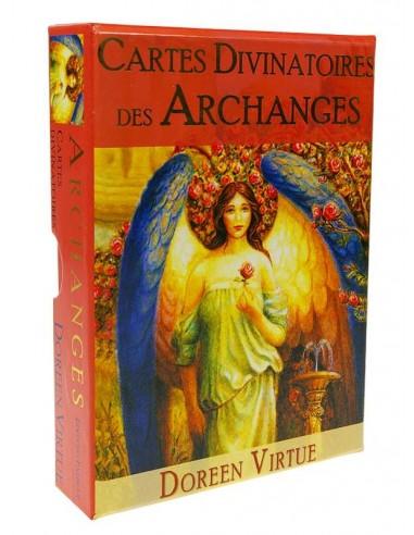 Cartes divinatoires des Archanges (44 cartes)