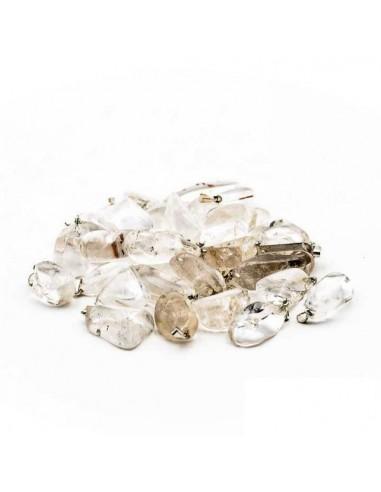pierre roulée cristal de roche