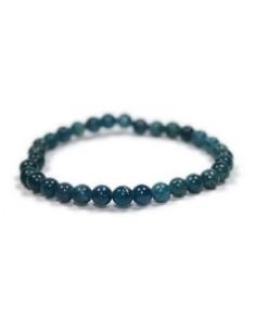 Bracelet  Apatite Perles 06mm