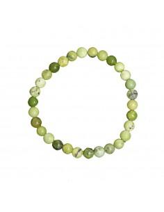 Bracelet Chrysoprase Perles...