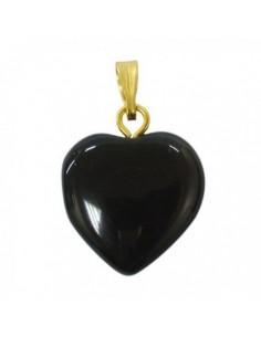 Coeur 15mm Oeil celest